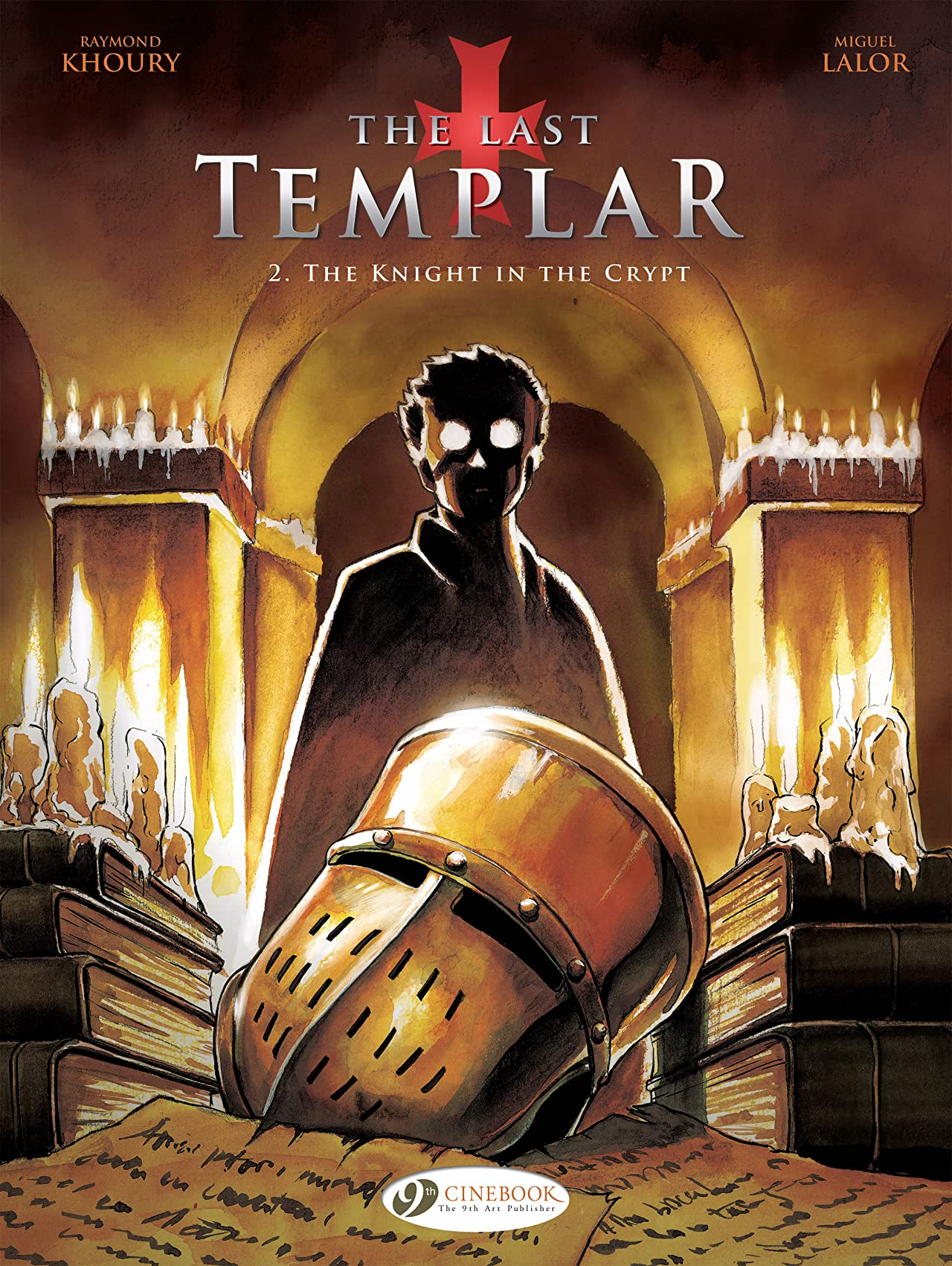 The Last Templar Vol. 2: The Knight in the Crypt
