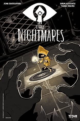 Little Nightmares No.1
