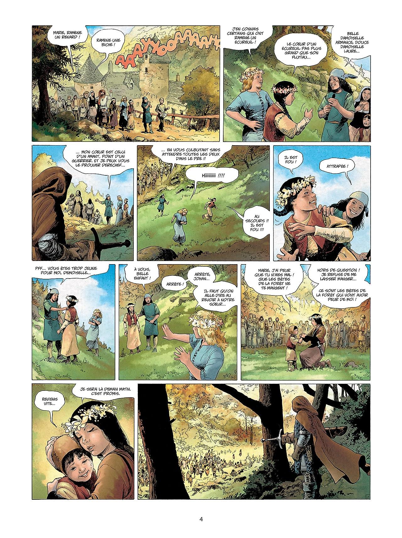 Marie des Dragons Vol. 1: Armance