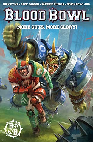 Blood Bowl No.1