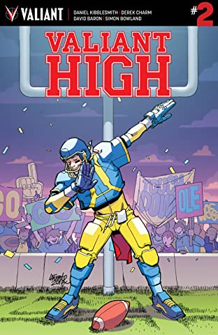 Valiant High No.2 (sur 4)