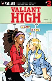 Valiant High No.3 (sur 4)