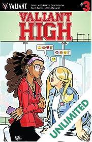 Valiant High #3 (of 4)