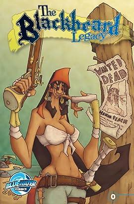The Blackbeard Legacy #0