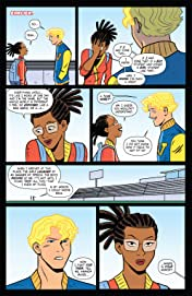 Valiant High #4 (of 4)