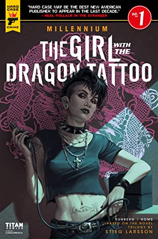 Millennium: The Girl with the Dragon Tattoo No.1