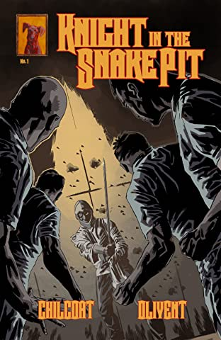 Knight In The Snake Pit #1