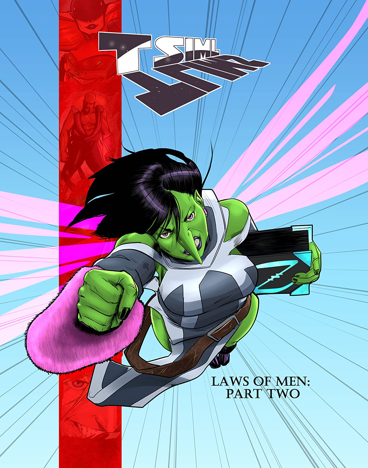 The Sword is My Lady. The Lady is My Sword.: Laws of Men #2