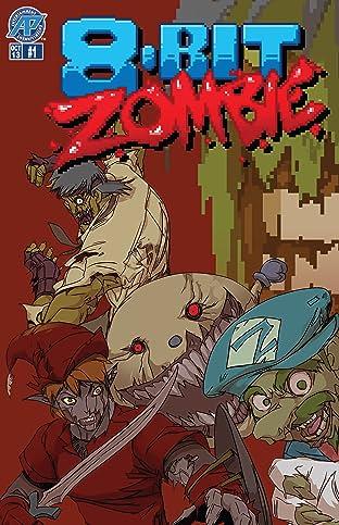 8-Bit Zombie No.1