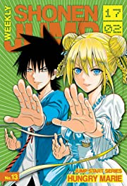 Weekly Shonen Jump Vol. 263: 02/27/2017
