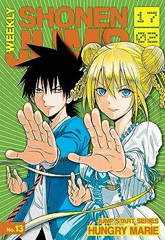 Weekly Shonen Jump Vol. 263: 02/27/2017