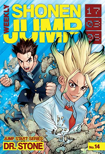 Weekly Shonen Jump Vol. 264: 03/06/2017