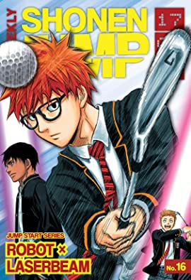 Weekly Shonen Jump Vol. 266: 03/20/2017