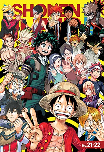 Weekly Shonen Jump Vol. 271: 04/24/2017