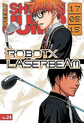 Weekly Shonen Jump Vol. 274: 05/15/2017