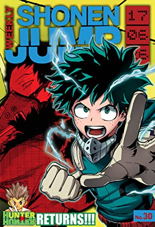Weekly Shonen Jump Vol. 280: 06/26/2017