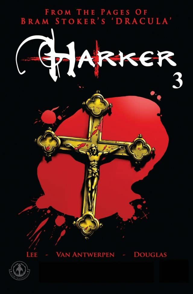 From the Pages of Bram Stoker's Dracula: Harker #3