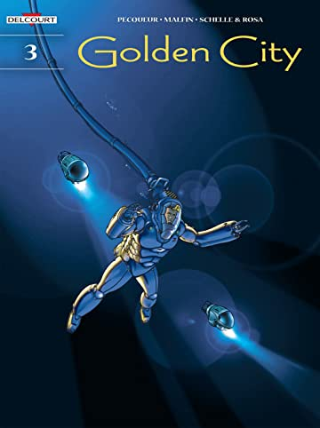 Golden City Vol. 3: Polar Night