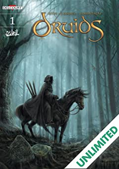 Druids Vol. 1: The Ogham Sacrifice