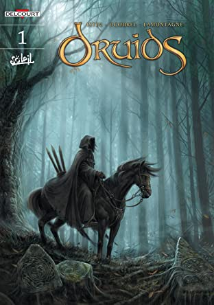 Druids Tome 1: The Ogham Sacrifice