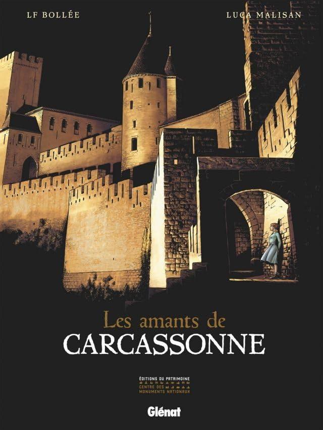 Les amants de Carcassonne Vol. 1