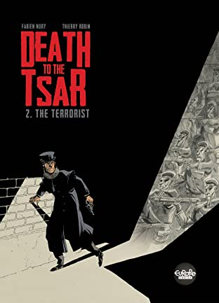 Death to the Tsar Vol. 2: The Terrorist
