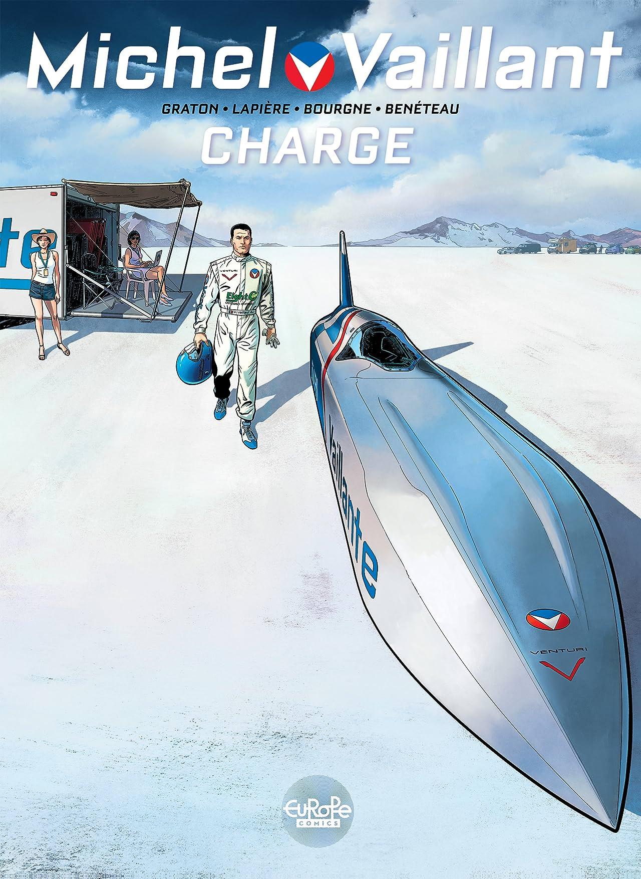 Michel Vaillant Vol. 2: Charge