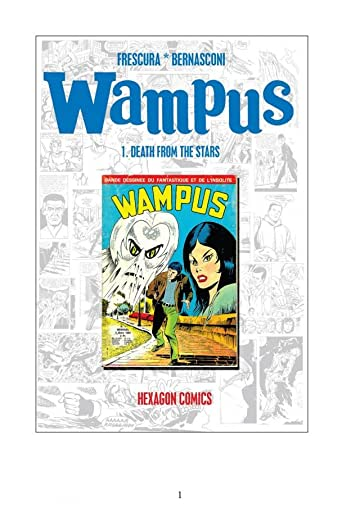 WAMPUS Vol. 1: Death from the Stars