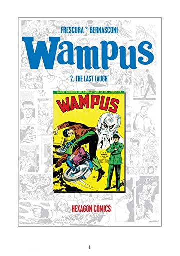 WAMPUS Vol. 2: The Last Laugh
