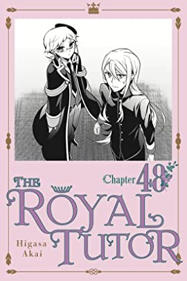 The Royal Tutor #48