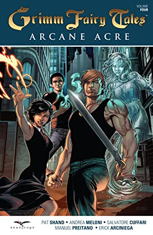 Grimm Fairy Tales: Arcane Acre Vol. 4