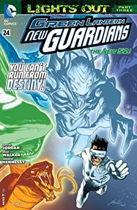 Green Lantern: New Guardians (2011-2015) #24