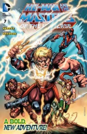 He-Man and the Masters of the Universe (2013-2014) #7