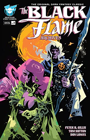 The Black Flame Archives #3