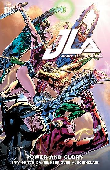 Justice League of America (2015-2016)