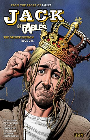 Jack of Fables: Deluxe Book 1
