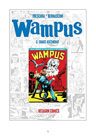 WAMPUS Vol. 3: Chaos Ascendant