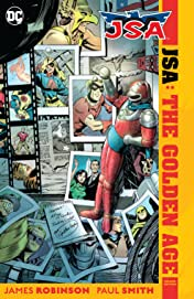 JSA: The Golden Age: Deluxe Edition