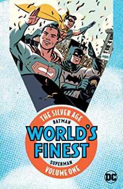 Batman & Superman in World's Finest: The Silver Age Tome 1