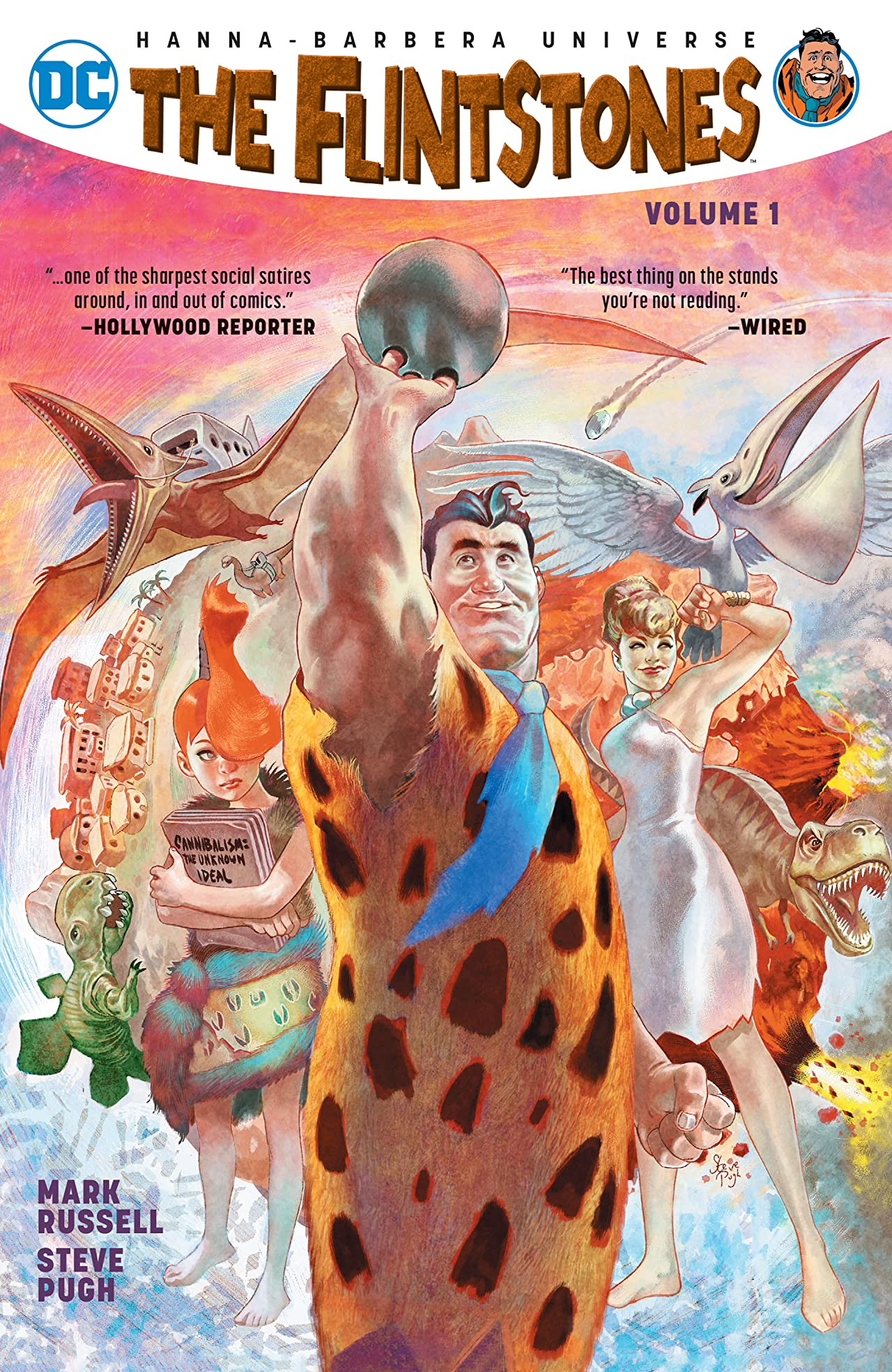 The Flintstones (2016-) Vol. 1