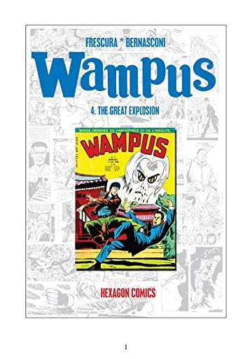 WAMPUS Vol. 4: The Great Explosion