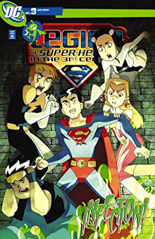 Legion of Super-Heroes in the 31st Century (2007-2009) #3