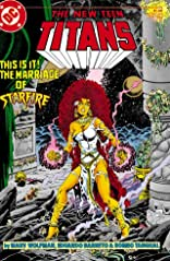 The New Teen Titans (1984-1996) #17