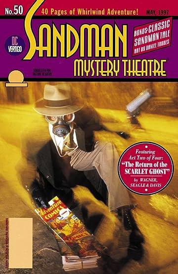 Sandman Mystery Theatre (1993-1999) #50