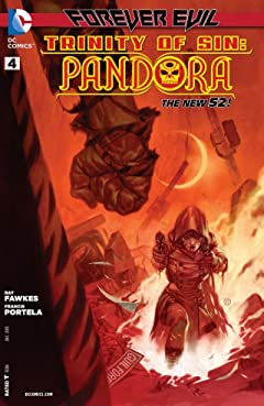 Trinity of Sin: Pandora (2013-2014) No.4