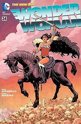 Wonder Woman (2011-2016) #24