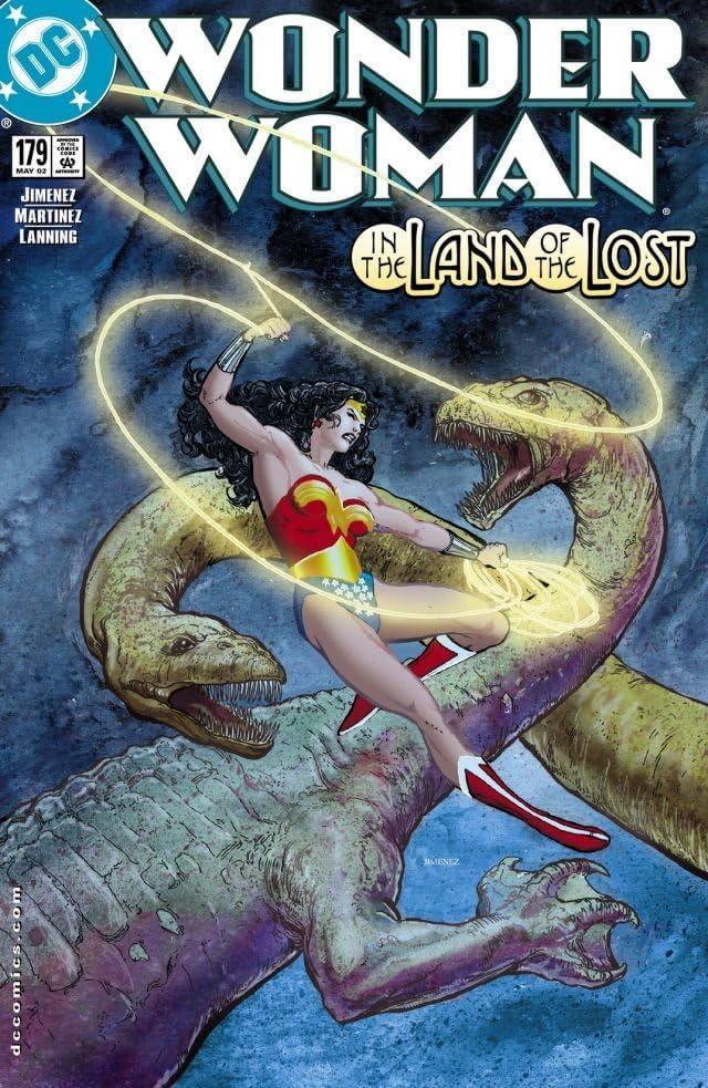 Wonder Woman (1987-2006) #179