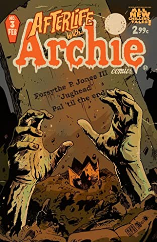 Afterlife With Archie No.3