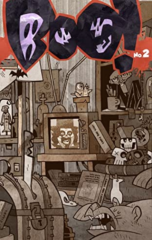 BOO! Halloween Stories #2