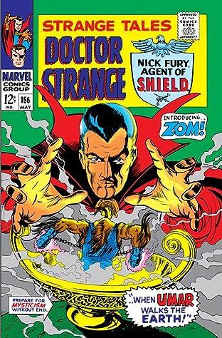 Strange Tales (1951-1968) #156